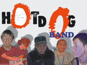 hot dog band