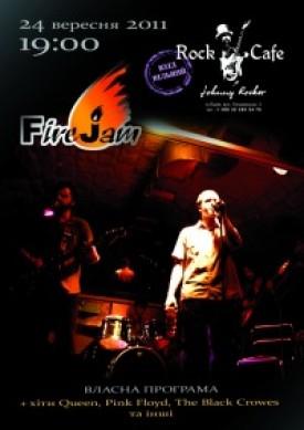 FireJam (Blues-rock)