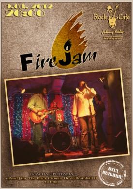 FireJam у Johnny Rocker
