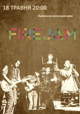 Концерт гурту FireJam