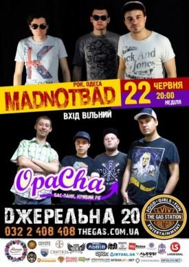MadNotBad і OpaCha у Львові