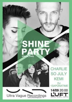 #Shine_Party @ L