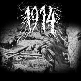1914 - Caught in the crossfire (blackened death metal)