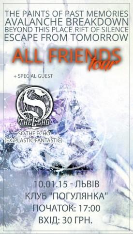 All Friends Tour