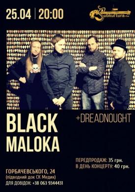 Black Maloka (Alternative Rock, Burlesque)