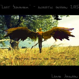 Lame Johnson — Last Summer 2015 (acoustic session)