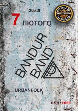 BAndurbaND у Львові!