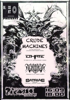 Crude Machines