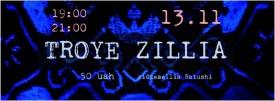 Troye Zillia, неонове етно