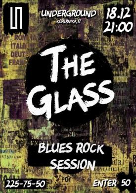 Блюз-рок на Миколая. The Glass в Underground