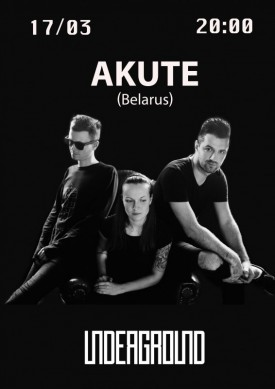 Akute (Білорусь) в Undergrond