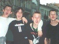 """Молоді панковиті хлопці з групи """"Loozer"""" порадували чисельних фанів новими записами."""