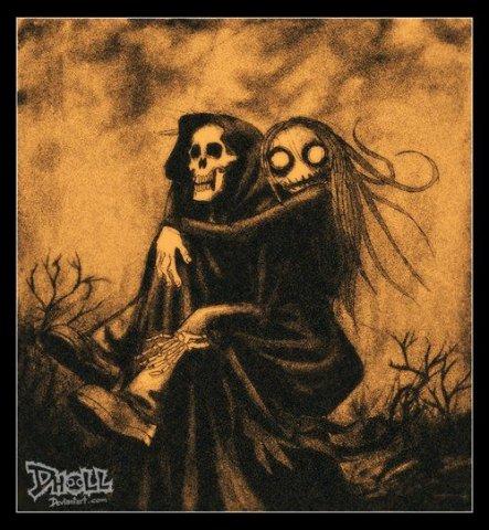 Death-trykcia